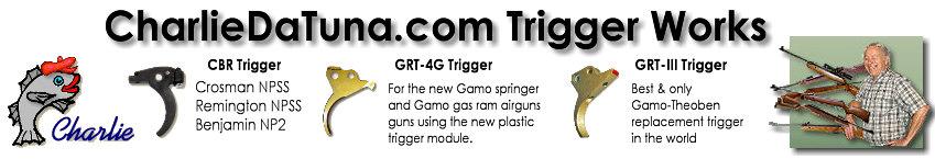 GRT-III Trigger - Airgun Triggers